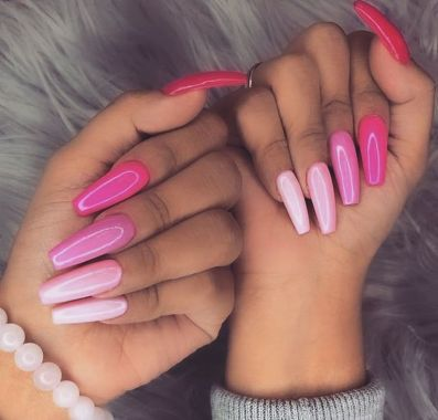 Best Acrylic Spring Nail Designs Trending In 2020 25