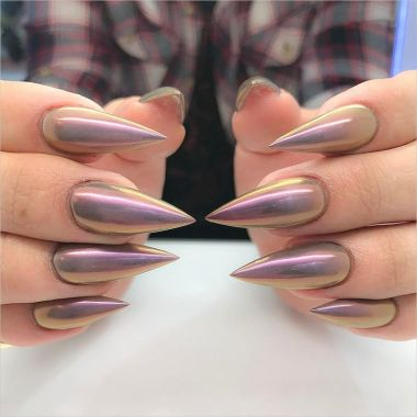 Best Acrylic Spring Nail Designs Trending In 2020 51