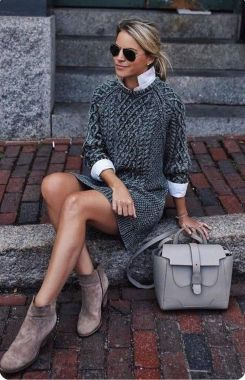 Casual Chic Women Outfits For Winter To Look Good 05