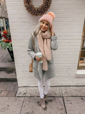 Casual Chic Women Outfits For Winter To Look Good 12