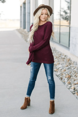 Casual Chic Women Outfits For Winter To Look Good 44