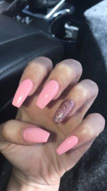 Cute Summer Nail Almond Design And Colours 02 1