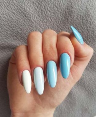 Cute Summer Nail Almond Design And Colours 34 1