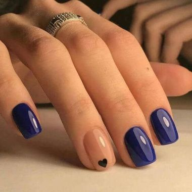 Cute And Chic Nail Design Ideas For Brides 08