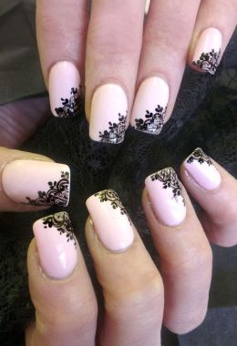 Cute And Chic Nail Design Ideas For Brides 12