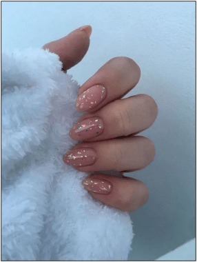 Cute And Chic Nail Design Ideas For Brides 30