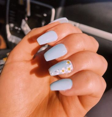 Pretty Acrylic Nails Ideas To Perfect Your Styles 03 2