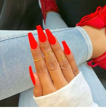 Pretty Acrylic Nails Ideas To Perfect Your Styles 10 2