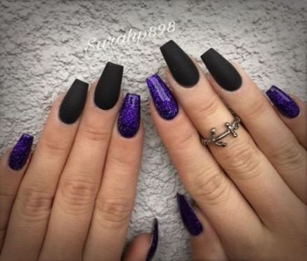 Pretty Acrylic Nails Ideas To Perfect Your Styles 15 1