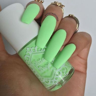 Pretty Acrylic Nails Ideas To Perfect Your Styles 33 1