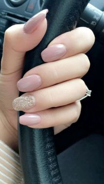 Pretty Acrylic Nails Ideas To Perfect Your Styles 36 2