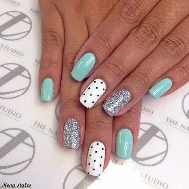 Best Spring Nail Designs That Will Make You Glow This Spring 04