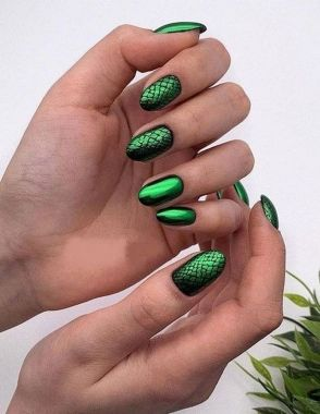 Best Spring Nail Designs That Will Make You Glow This Spring 33