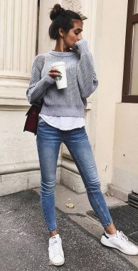 Casual Spring Outfits For Women Look Cute 18 1