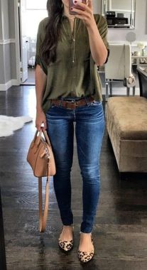 Casual Spring Outfits For Women Look Cute 33 1