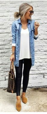 Casual Spring Outfits For Women Look Cute 38