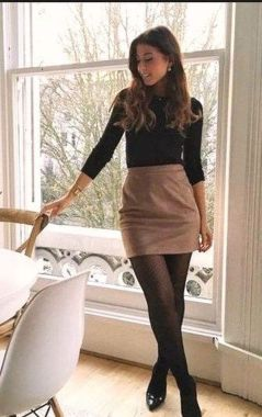 Casual Spring Outfits For Women To Look Cute 35