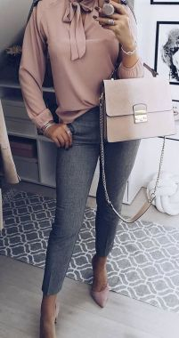Casual Spring Outfits For Women To Look Cute 36