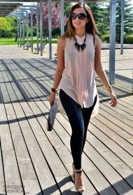 Casual Spring Outfits For Women To Look Cute 39