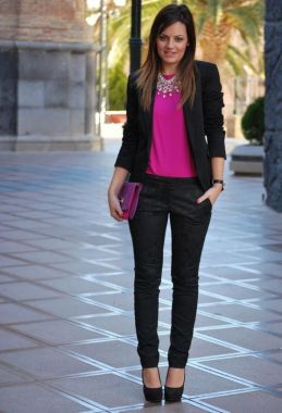 Inspiring Office Work Outfits Ideas To Wear This Spring 09