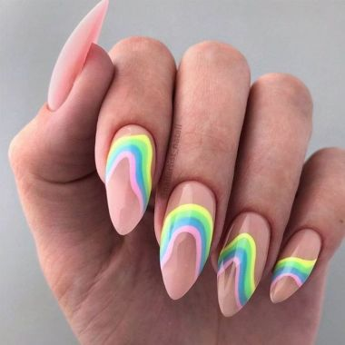 Populariest Summer Nail Colors Of 2020 03
