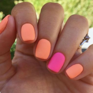 Populariest Summer Nail Colors Of 2020 12