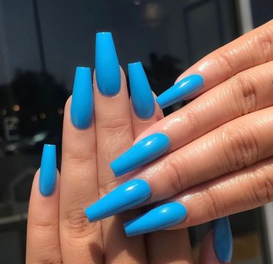 Populariest Summer Nail Colors Of 2020 26