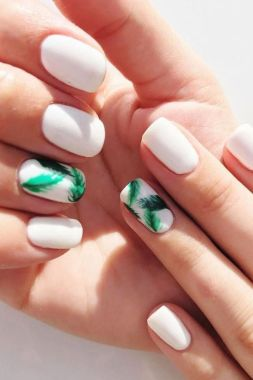 Prettiest Acrylic Nail Art Designs For Summer 08