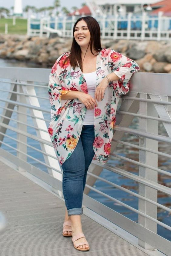 35 Casual Spring Outfits Ideas For Plus Size Women Bebeautylife