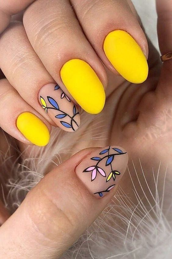 21 Summer Nail Color Ideas To Get An Excellent Look This Year