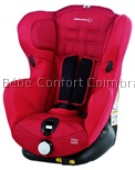 Iseos IsoFix Intense Red