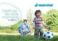Capa Catálogo Maxi-Cosi 2012