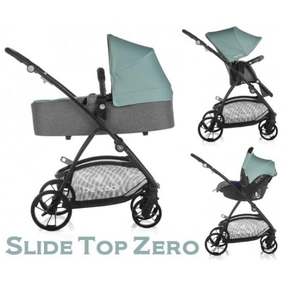 Trio Slide Top Plus Zero de Be cool