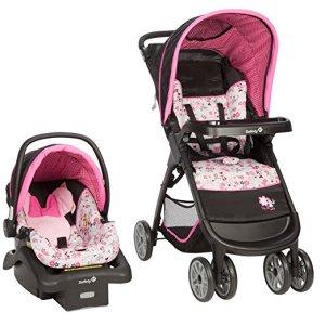 Carrinho de Bebê Bebe Conforto Minnie Garden Delight Minnie