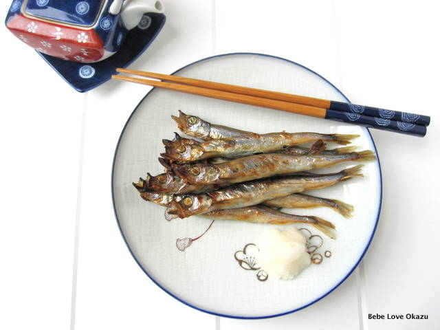Image result for tiny fried fish japan