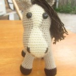 Horse Crochet Beberouge
