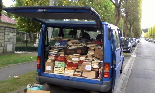 Débarras livres