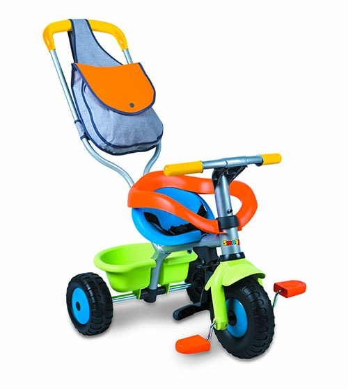 Juegos bebe 12-18 meses: Triciclo