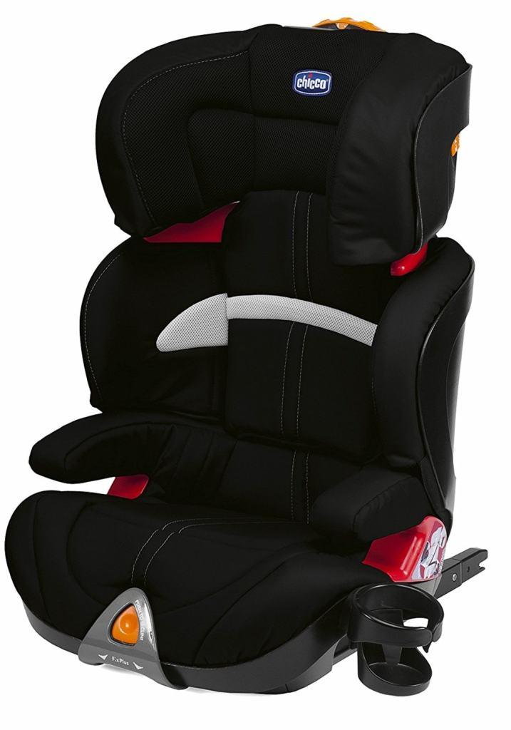 Chicco Oasys 23 EVO FixPlus - Silla de coche, grupos 2/3 (15-36 kg)