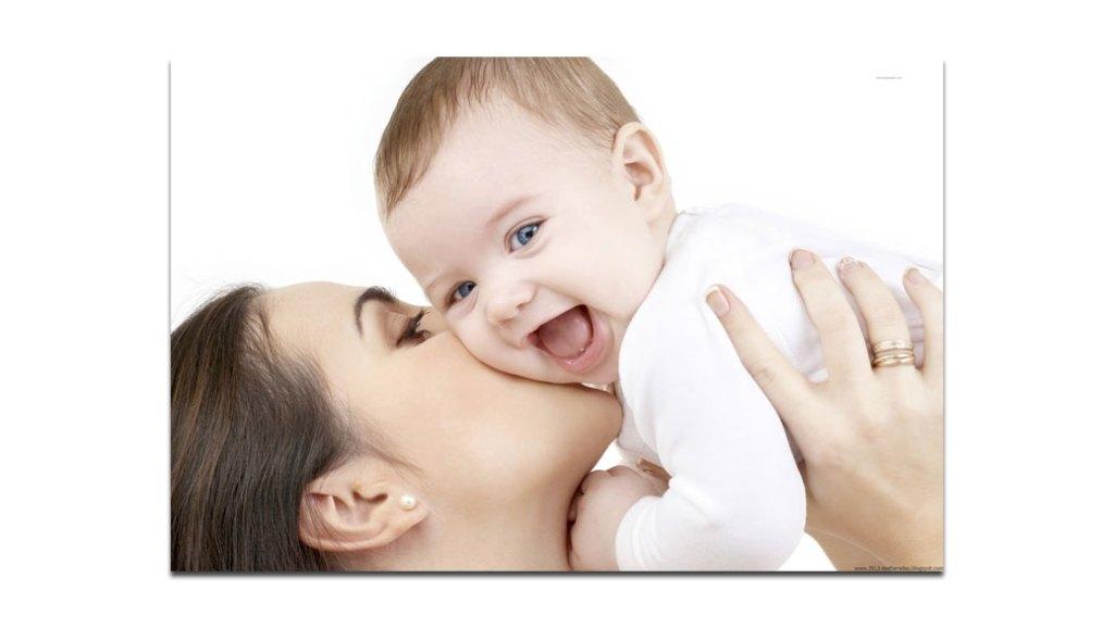 ¿Cuando aparece la sonrisa en un bebé?