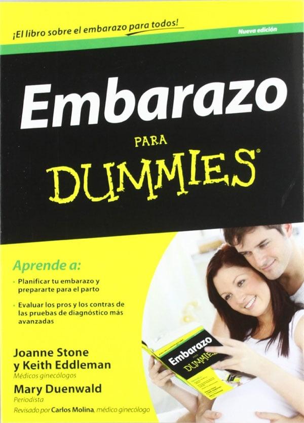 Embarazo Para Dummies de Joanne Stone