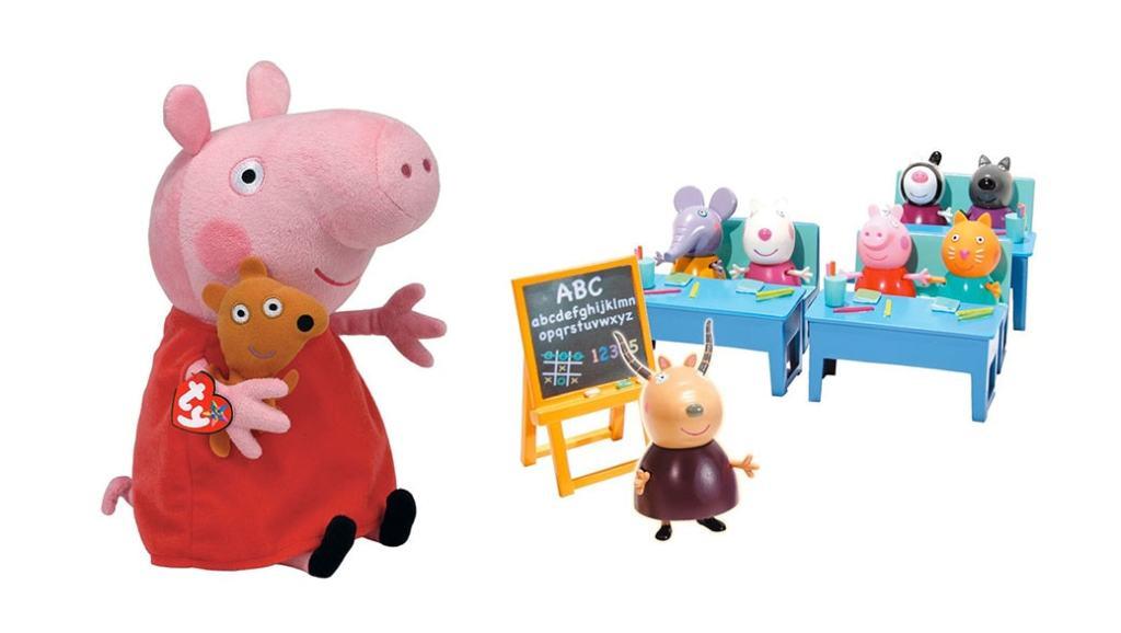 7 juguetes recomendados para tus hijos