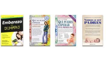 Libros recomendados sobre el embarazo y la maternidad. Los más vendidos