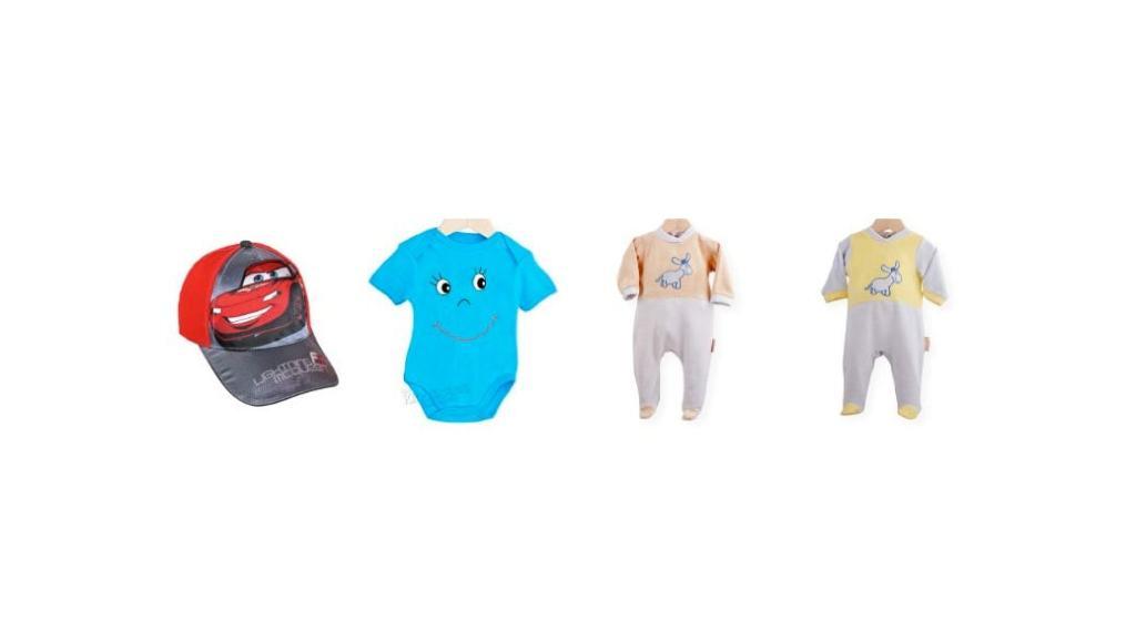 Dónde encontrar ropa para bebés por menos de 5 euros
