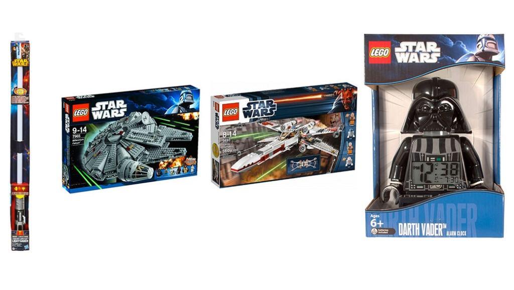 Los mejores juguetes de Star Wars para comprar online