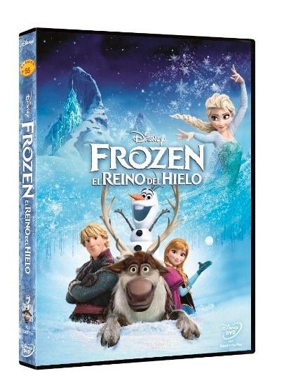 Frozen,El Reino Del Hielo