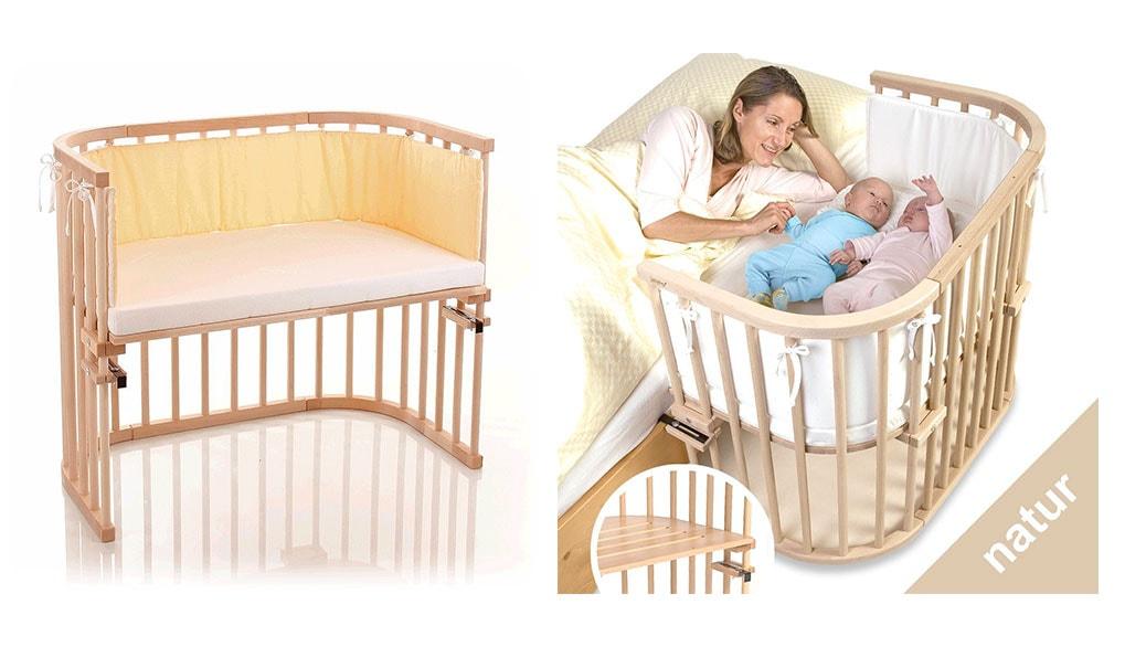 seleccione para el despacho compra genuina mejores marcas Cuna de gemelos: Cuna de colecho Babybay Maxi