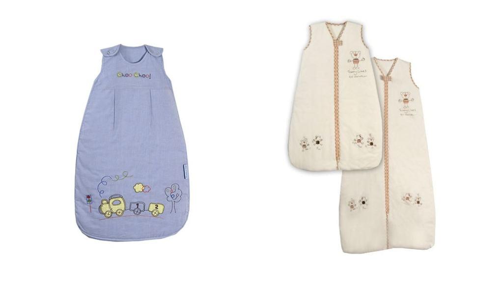 La solución perfecta para que tu hijo no se destape por la noche: los sacos de dormir para niños