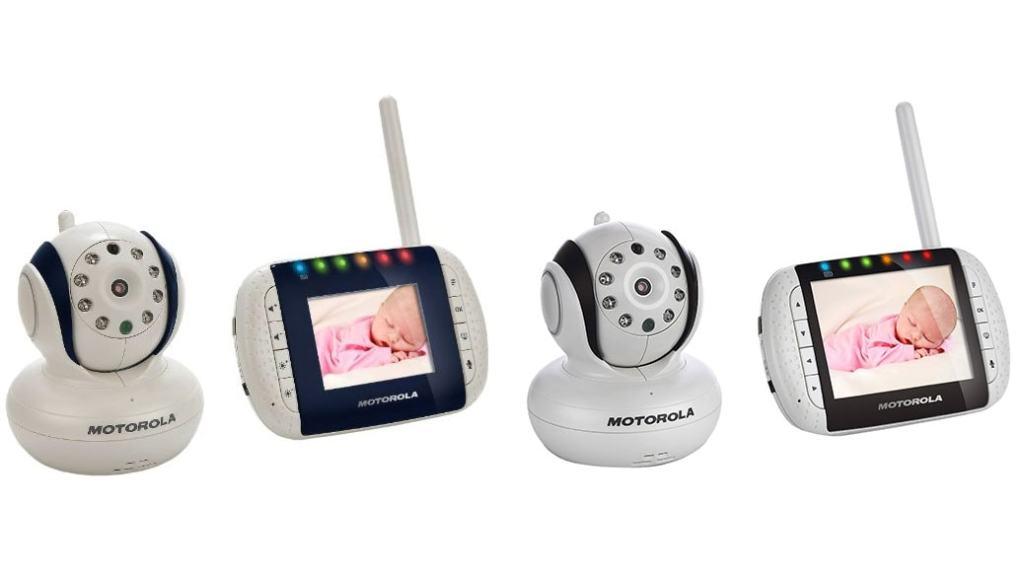 Motorola BP33 vs Motorola BP36: comparativa vigilabebés