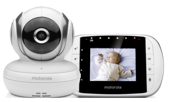 Motorola MBP33S Vigilabebés